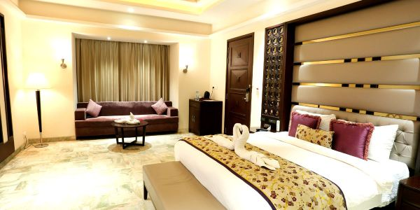 Silver Suites, Jaisamand Island Resort